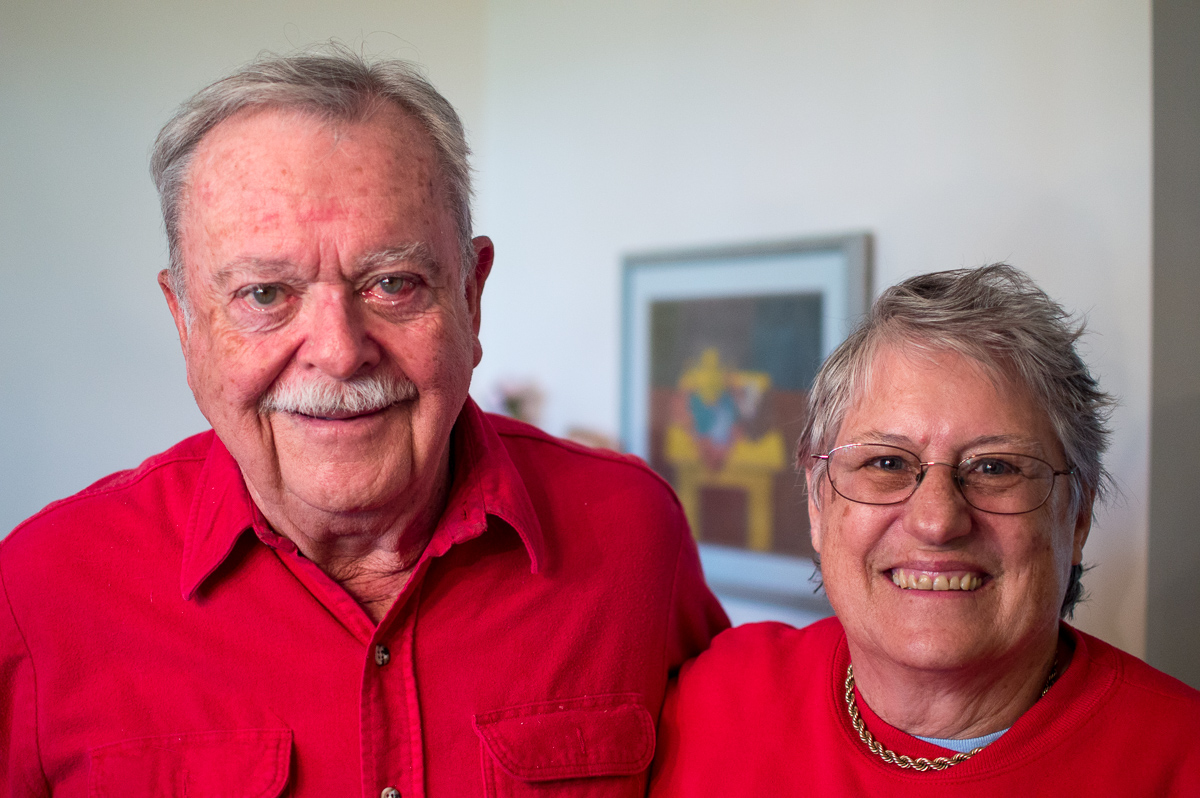 Fred and Liza Weaver