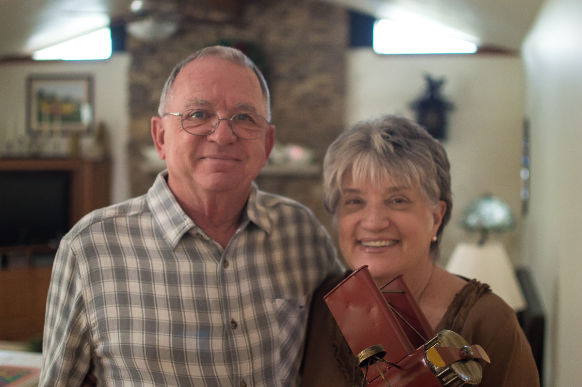 Ralph and Erma