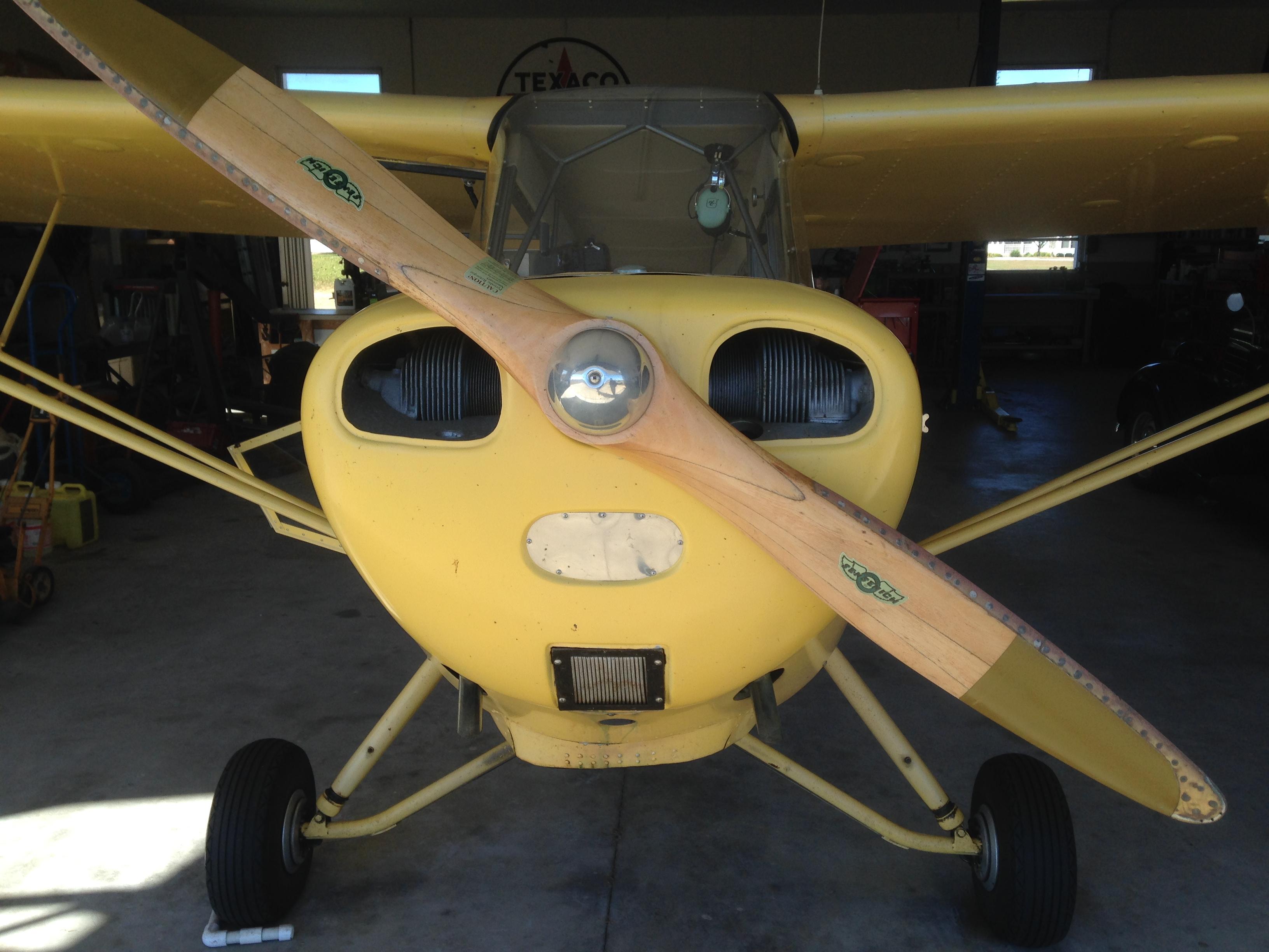 Ralph's Plane