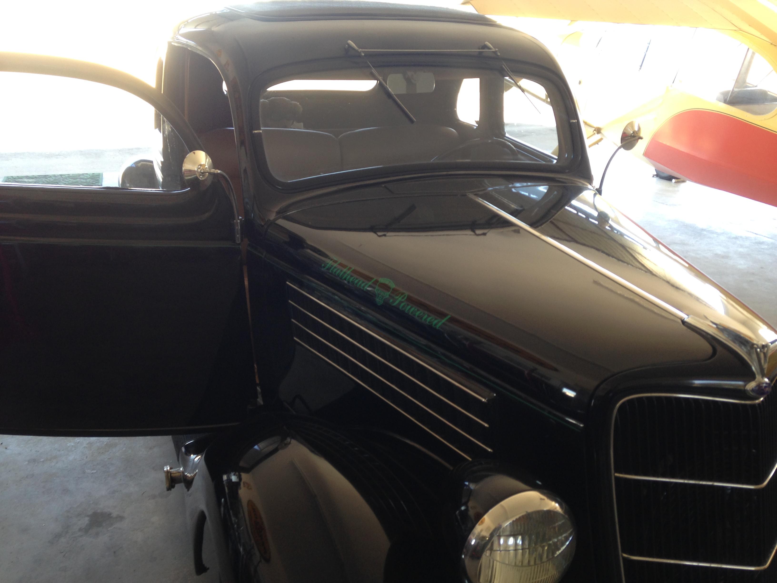 Ralph's Car