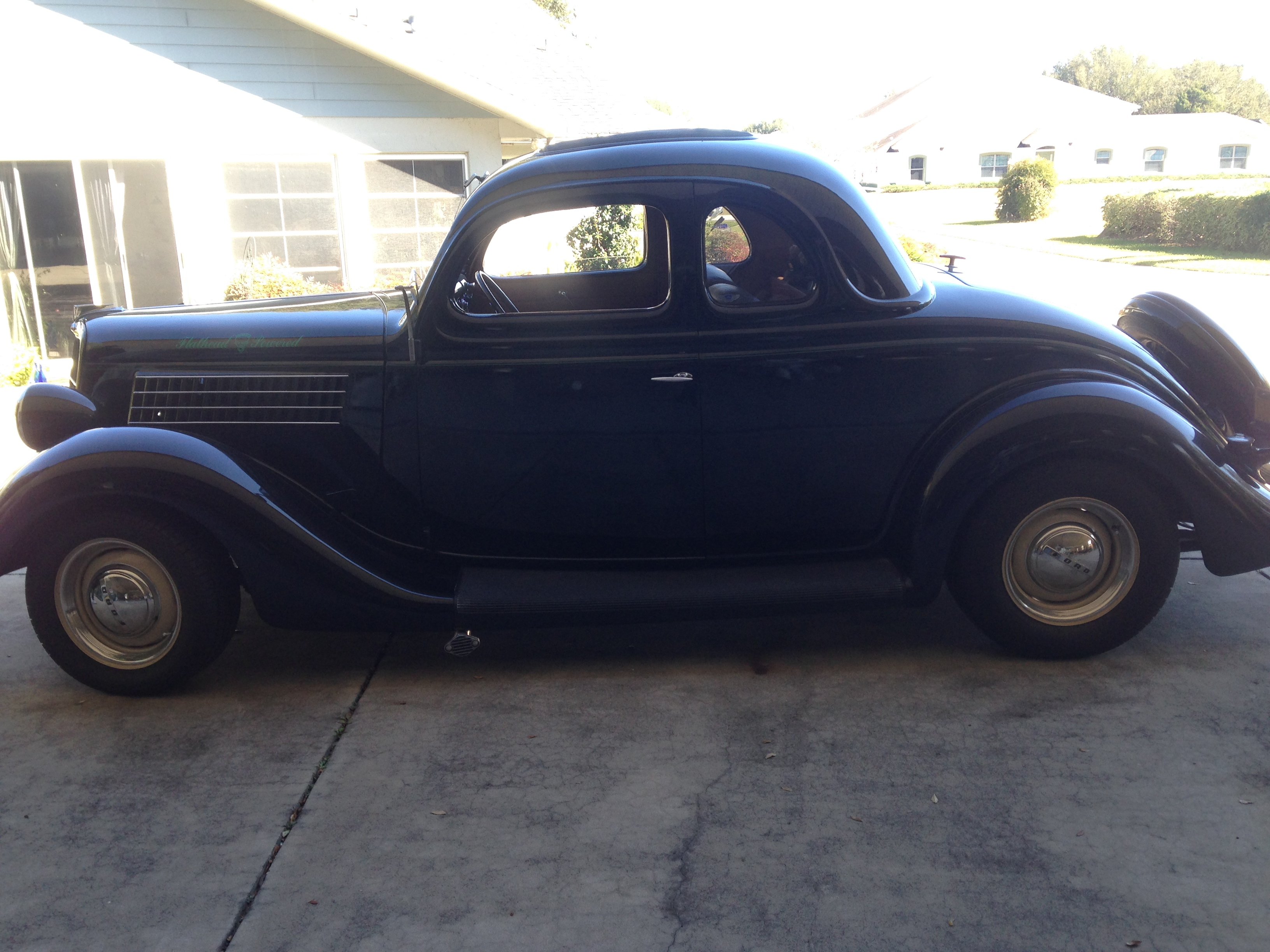 Ralphs Car